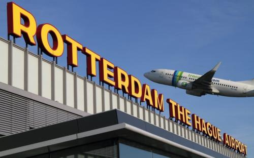 Taxi Rotterdam Airport € 125,-